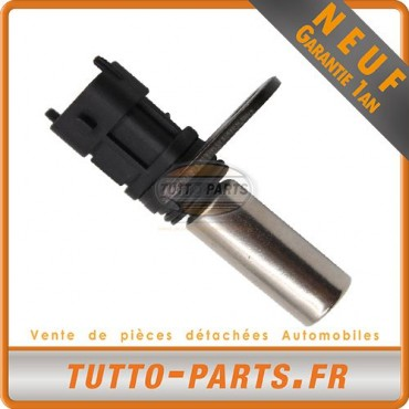 Palpeur de Régime pour FIAT Stilo OPEL Astra G/H - 1.4 1.6