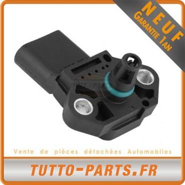 Capteur Pression Tuyau d'Admission pour AUDI FORD SEAT SKODA VW