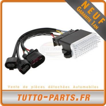Commande Module Ventilateur pour AUDI A4 A5 A6 A7 Q3 Q5
