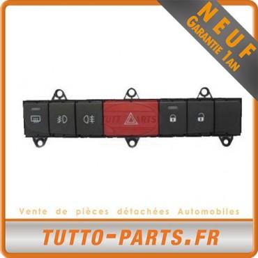 Commande Tableau de Bord Citroen Jumper Fiat Ducato Peugeot Boxer - 2006 à 2012