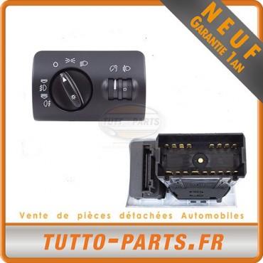 Commodo phares Interrupteur pour AUDI - A6 - 1997 à 2005
