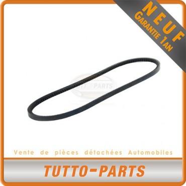 Courroie trapézoïdale pour AUDI SEAT VW