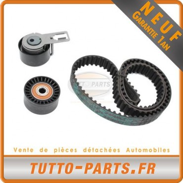 Kit Courroie Distribution pour CITROEN FORD PEUGEOT