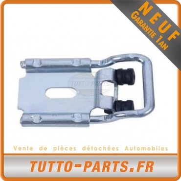 Loquet Serrure Porte pour OPEL Movano RENAULT Master II