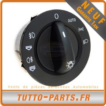 Interrupteur Commodo de phares pour AUDI A6 Q7