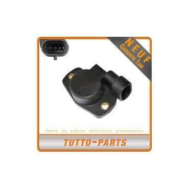 Capteur Position Papillon Potentiomètre pour VW Caddy II Golf 3 - 1.6 1.8