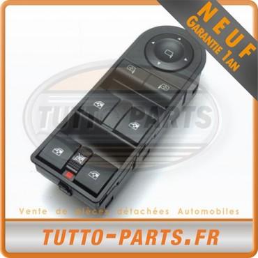Bouton Lève Vitre Opel Astra Zafira