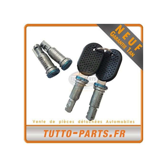 4 Barillets de Porte + 2 clés pour IVECO Daily