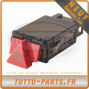 Bouton Warning Audi A6