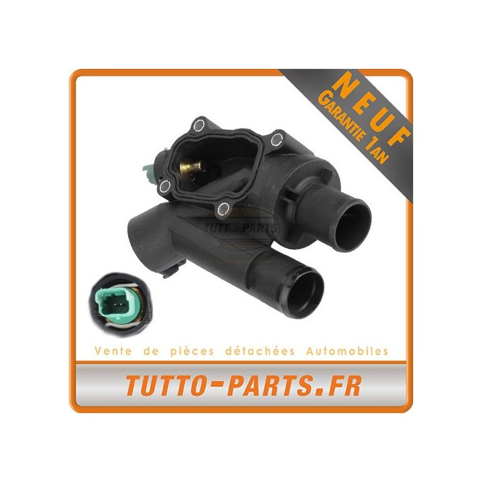 Boitier Thermostat d'Eau pour LAND ROVER Discovery 3 Range Rover 3