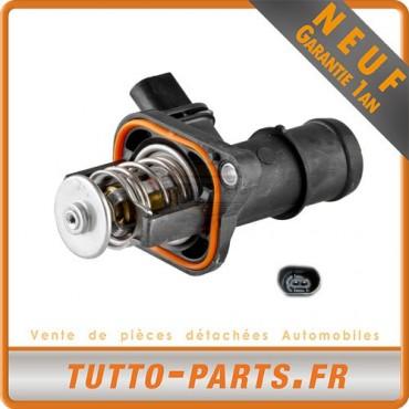 Boitier Thermostat deau pour AUDI A3 SKODA Octavia 1 VW Golf - 1.6 Essence'