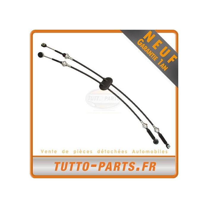 Tirette à Cable boite de vitesse OPEL Movano RENAULT Master II 7701470938