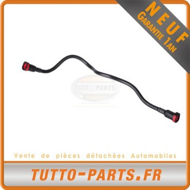 Tuyau de retour Injecteur pour Clio 4