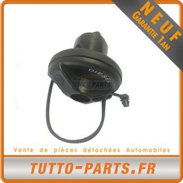 Bouchon réservoir de carburant pour CITROEN Jumper FIAT Ducato PEUGEOT Boxer - Dès 2002