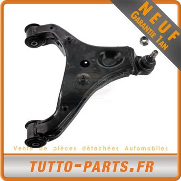 Bras de Suspension Avant Droit pour MERCEDES Sprinter VW Crafter