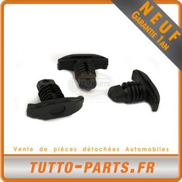 x10 agrafe Clips Fixation joint Panneau de porte pour Seat Alhambra VW Golf