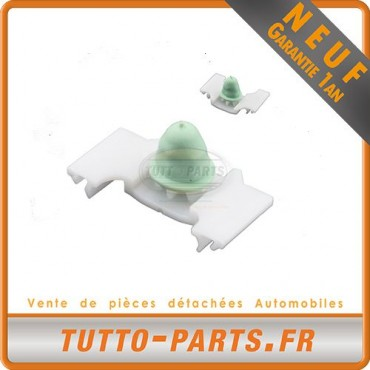 x5 agrafe Fixation Crochet clips Garnissage porte pour VW Golf