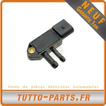 Capteur pression des gaz déchappement pour AUDI A3 SEAT Leon VW Golf 7 - 1.6 2.0 TDI'