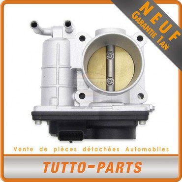 Corps Papillon Dadmission d'air pour NISSAN Micra III Note Qashqai Tiida'