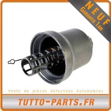 Couvercle Boitier filtre à huile pour AUDI SEAT SKODA VW