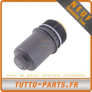 Couvercle Boitier filtre à huile pour AUDI A1 A4 A6 A7 A8 Q3 TT