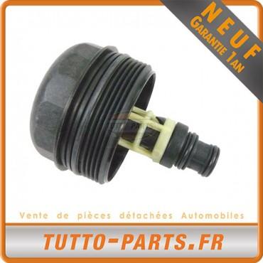 Couvercle Boitier filtre à huile pour BMW Serie 3 Serie 5 X3