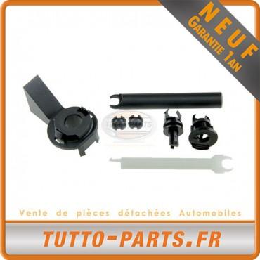 Barillet Ouverture de Capot - Verrou du capot pour Ford Focus II 2004-2011