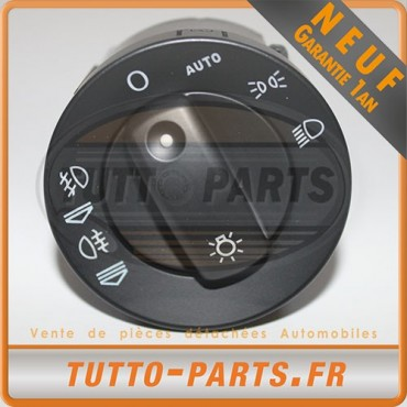 Commande Commodo Phare Feux Audi A4 S4