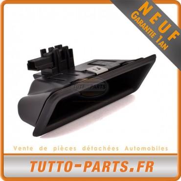 Poignée de coffre de Hayon-Bouton Serrure de Coffre pour BMW 1 3 5 X1 X5 X6