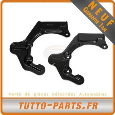 2 Protections Disque De Frein Avant VW Polo Lupo Seat Arosa 6N0615312A 6N0615312