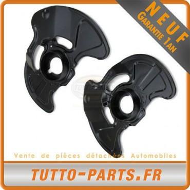 2 Protections Disque De Frein Avant Gauche + Droit Mercedes W203 - 2034200144