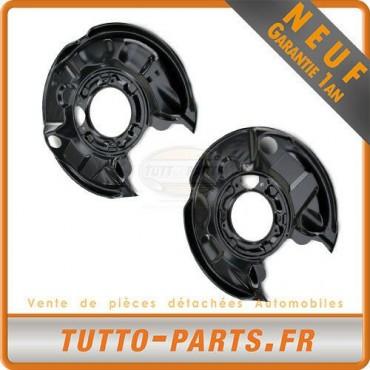 2 Protections Disque De Frein Arrière Gauche + Droit Mercedes W203 - 2034230320