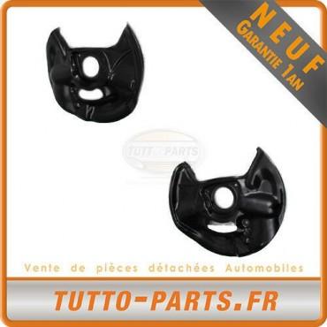 2 Protections Disque De Frein Avant Gauche + Droit Mercedes W202 C208 2104211020