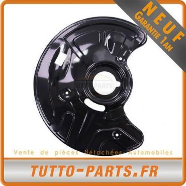 2 Protections Disque De Frein Avant Gauche + Droit Mercedes C219 W211 2114200144