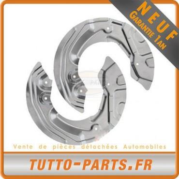 2 Protections Disque De Frein Avant Gauche + Droit BMW E81 E82 E87 - 34106762851