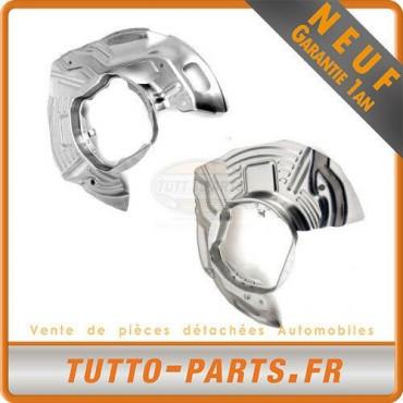 2 Protections Disque De Frein Avant Droit + Gauche BMW Série 5 E39 - 34111162955