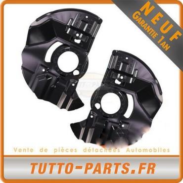 2 Protections Disque De Frein Avant Gauche + Droit BMW E46 Z4 E85 - 34116750129