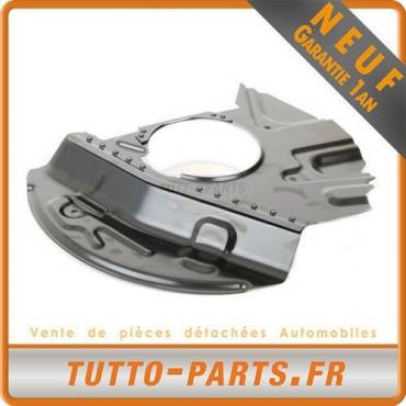 2 Protections Disque De Frein Avant Gauche + Droit BMW X5 E53 - 34116756901