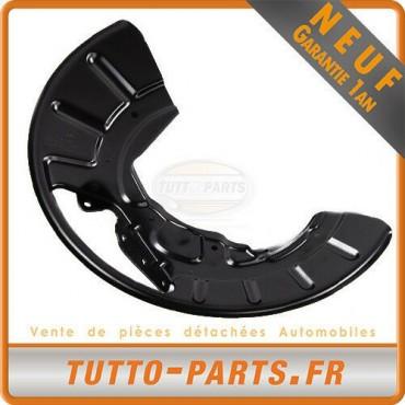 2 Protections Disque De Frein Avant Droit + Gauche VW Phaeton - 3D0615311C